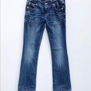 Miss me JE5340B2L Boot cut medium washed jeans